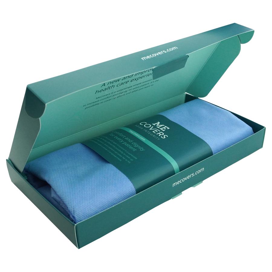 Юбка MeCovers в коробке, для гинекологического и урологического обследования
