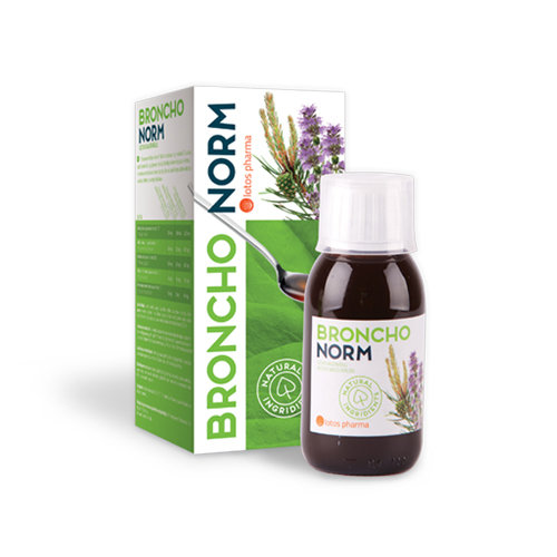 Bronchonorm balzams, 100 ml