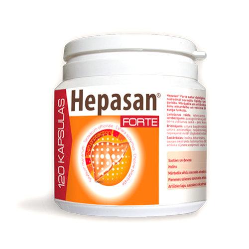 Hepasan® Forte, 120 капсул