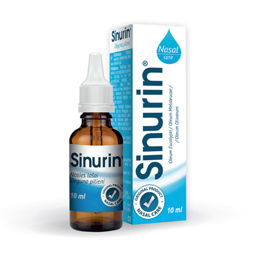 Sinurin® deguna pilieni, 10 ml