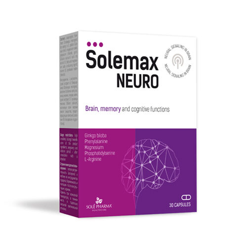 Solemax® Neuro, 30 капсул