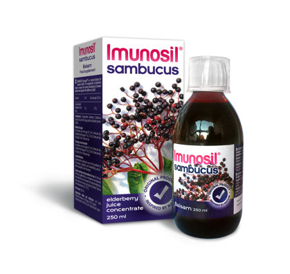 Imunosil® Sambucus balzams, 250ml
