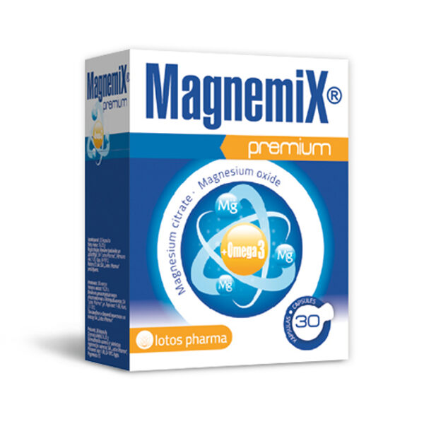 Magnemix® Premium, 30 капсул