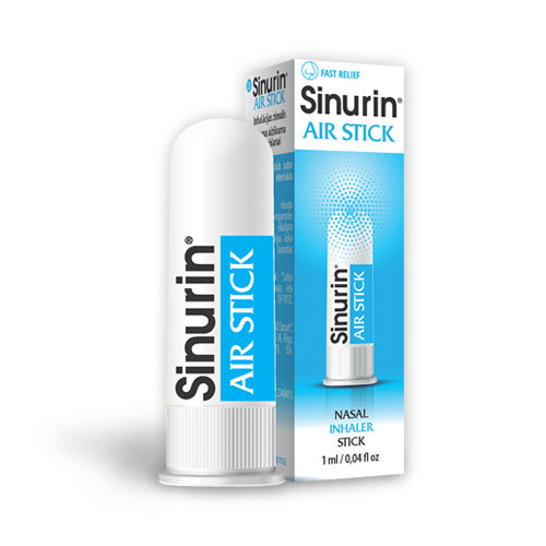 Sinurin® Air Stick inhalācijas zīmulis, 1 ml